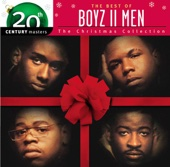 Boyz II Men - 20th Century Masters: The Best of Boyz II Men - The Christmas Collection  artwork
