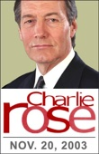Charlie Rose - Charlie Rose: Noam Chomsky, November 20, 2003  artwork