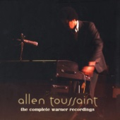 Allen Toussaint - The Complete Warner Recordings  artwork