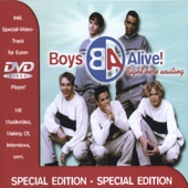 Boys Alive - Right Here Waiting (Radio Edit) artwork