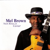 Mel Brown and The Homewreckers - Goin Down Slow artwork