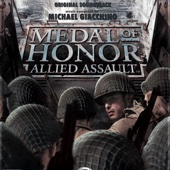Medal of Honor: Allied Assault (EA™ Games Soundtrack) cover art