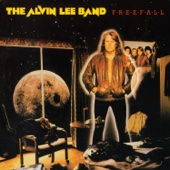 Alvin Lee Band - Freefall artwork