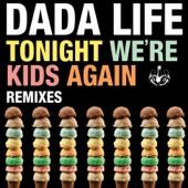Tonight We're Kids Again (Remixes) - Single cover art