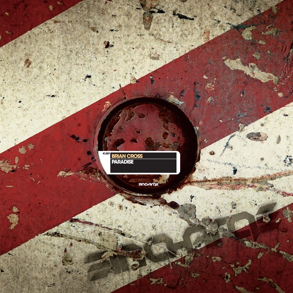Brian Cross Paradise Album Cover