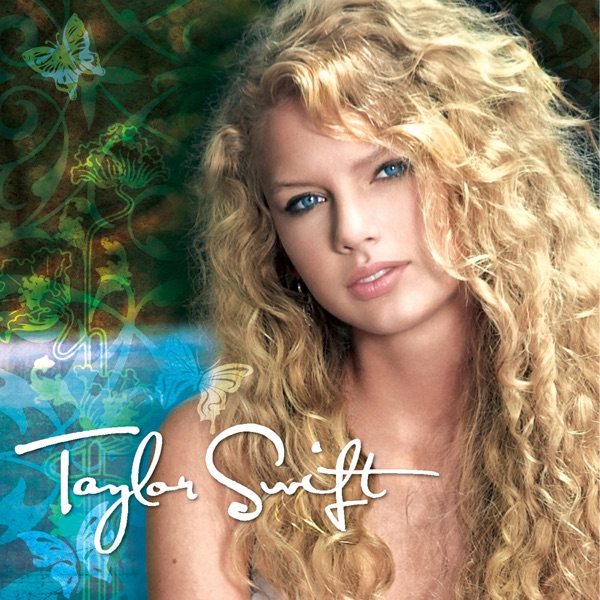 Taylor Swift Bonus Track Version Taylor Swift CD cover