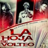 La Hoja Se Volteo feat J Balvin Arcangel Single