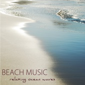 Sounds of Nature White Noise for Mindfulness Meditation and Relaxation & Yoga - Beach Music – Relaxing Ocean Waves, Soothing Sounds of Nature for Morning Yoga & Relaxation, Serenity through Acoustic Guitar Music & Sound of the Sea  artwork