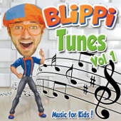 Blippi Tunes, Vol. 1 - Blippi Cover Art