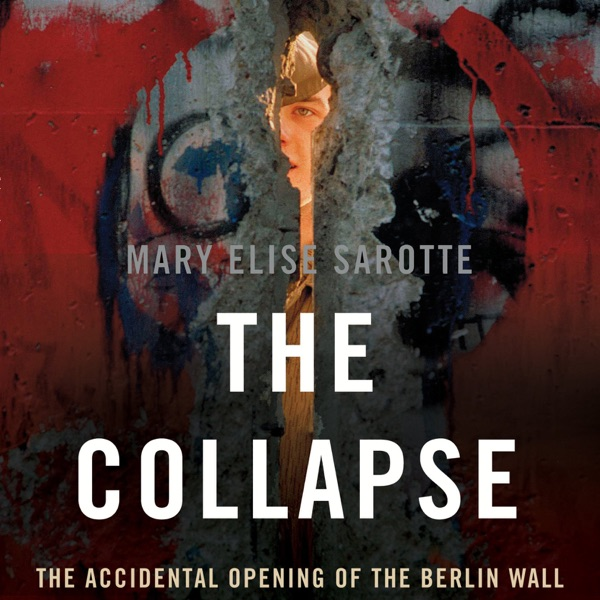 The Accidental Opening of the Berlin Wall - Mary Elise Sarotte