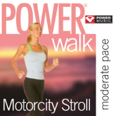 Power Walk - Motorcity Stroll (40 Min Non-Stop Workout [123-134 BPM] Perfect for Moderate Paced Walking, Elliptical, Cardio Machines and General Fitness)