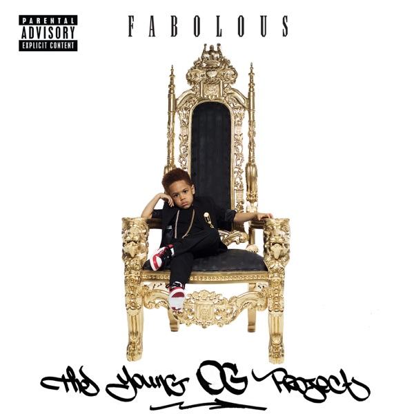 The Young OG Project Fabolous CD cover