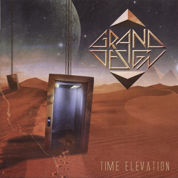 Time Elevation Grand Design CD cover