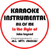 [Download] All of Me (In the Style of John Legend) [Karaoke Instrumental Version] MP3
