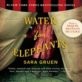 Water for Elephants (Unabridged) - Sara Gruen Cover Art