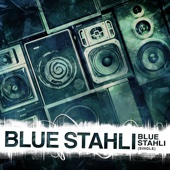 Blue Stahli - Single cover art