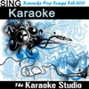 The Karaoke Studio - Gypsy  In the Style of Shakira  [Instrumental Version]