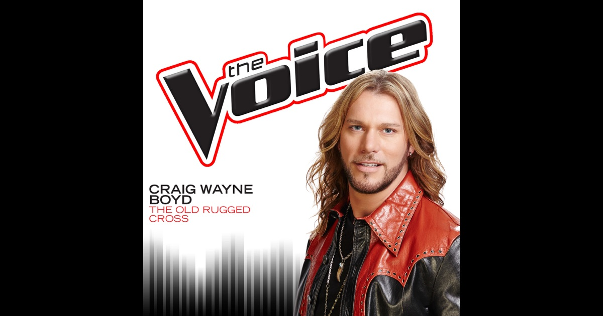 The Old Rugged Cross The Voice Performance Single By