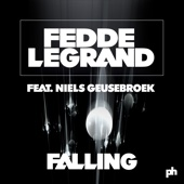 Falling (feat. Niels Geusebroek) [Radio Edit] - Single cover art