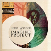 Herbie Hancock - The Imagine Project  artwork