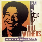 Lean On Me - Bill Withers Cover Art