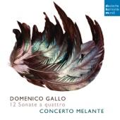 Domenico Gallo: 12 Sonate a quattro