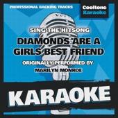 Diamonds Are a Girl's Best Friend (Originally Performed by Marilyn Monroe) [Karaoke Version]