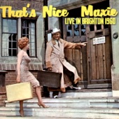 That's Nice Maxie - Live in Brighton 1960