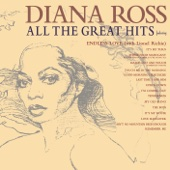 All the Great Hits - Diana Ross Cover Art