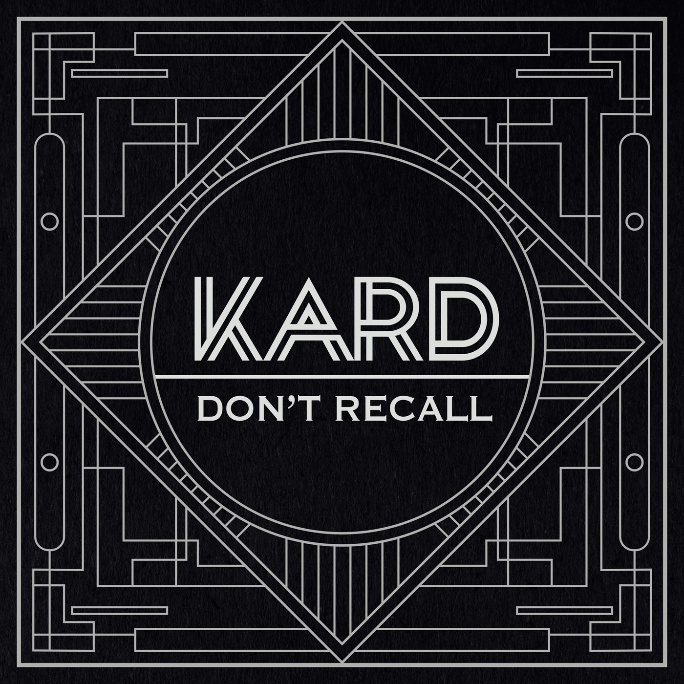 Kard - K.A.R.D Project, Vol. 2 - Don't Recall - Single