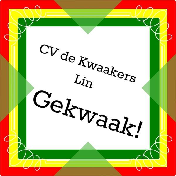 Gekwaak! - EP   CV de Kwaakers Lin