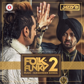 Folk N Funky 2 – Various Artists