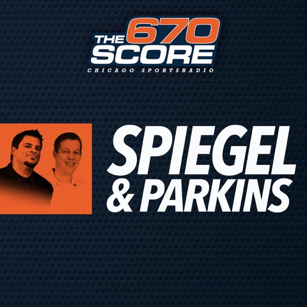 the spiegel and parkins show on 670 the score by 670 the ForSpiegel Digital Download