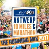 Various Artists - Antwerp 10 Miles Running Mix (2017) artwork