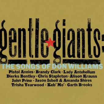 Gentle Giants: The Songs of Don Williams – Various Artists