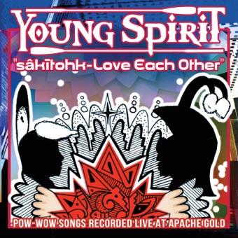 "sâkītohk – ""Love Each Other"" – Young Spirit"