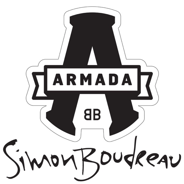 Embarque dans l'Armada - Single | Simon Boudreau