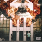 Drop Out of School - Pouya & Fat Nick Cover Art