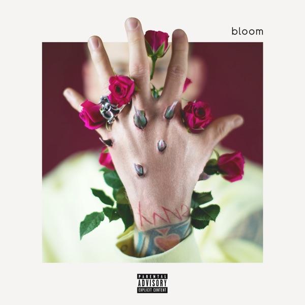 bloom Machine Gun Kelly CD cover