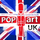 Verschiedene Interpreten - PopArt UK (Best of Brit Pop & Alternative Rock) Grafik