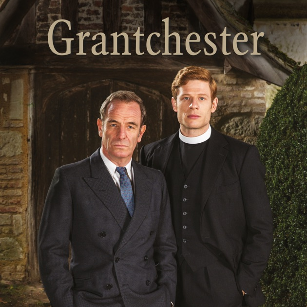 Grantchester, Series 3 on iTunes
