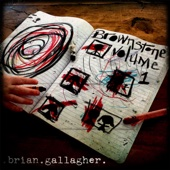 Brownstone, Vol. One - EP - Brian Gallagher Cover Art