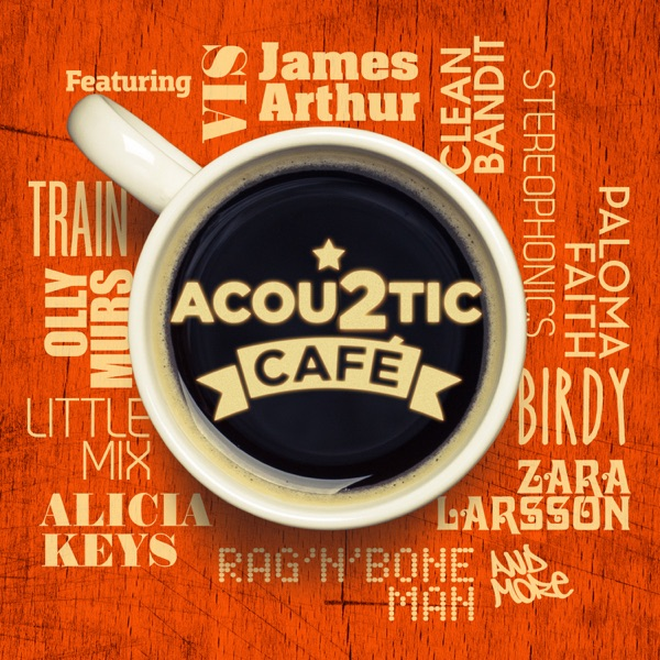 VA - Acoustic Cafe 2 (2017) FLAC