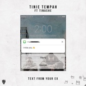 Tinie Tempah - Text from Your Ex (feat. Tinashe) artwork