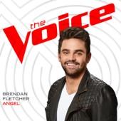 Brendan Fletcher - Angel (The Voice Performance) artwork