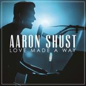 My Savior My God (Live) - Aaron Shust Cover Art