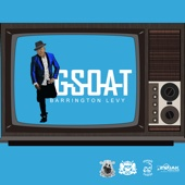 G.S.O.A.T. - Barrington Levy Cover Art