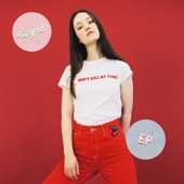 Sigrid - Don't Kill My Vibe - EP artwork