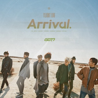FLIGHT LOG: ARRIVAL – GOT7
