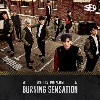Burning Sensation – EP – SF9